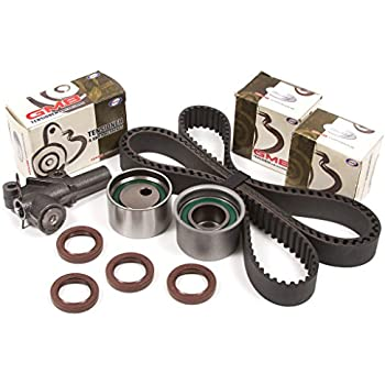 Evergreen TBK323H Fits 00-06 Hyundai Kia Sedona 3.5L G6CU Timing Belt Kit