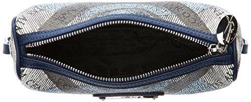 Gattinoni Gacpu0006049, Borsa a Tracolla Donna, 6x14x21 cm (W x H x L) Blu (Luna)