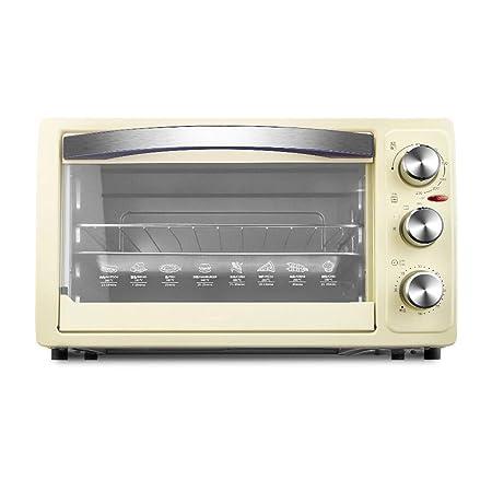 Y-oven NAUY@ Mini Horno de 30 l con Ajuste de Temperatura 0-230℃ y ...