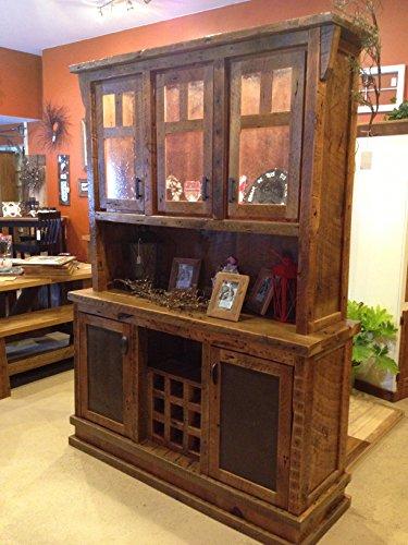 Fence Row Furniture Co. Carolina (Barnwood Hutch)