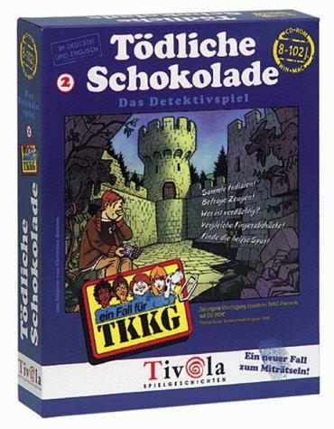 TKKG: Tödliche Schokolade product image