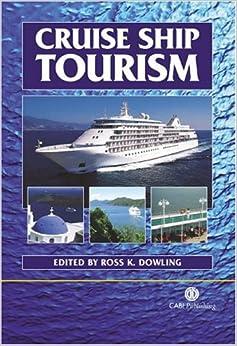 Cruise Ship Tourism