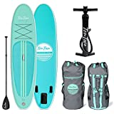 Best Inflatable Sups - Ten Toes 10' Weekender Inflatable Stand Up Paddle Review
