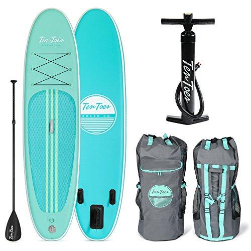 Retrospec Weekender Inflatable Paddleboard removable product image