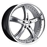 TSW Alloy Wheels Jarama Hyper Silver Machined Wheel (17x8