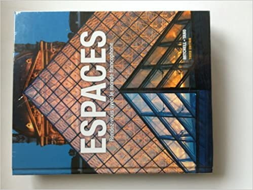 Espaces 3rd student edition w supersite plus websam code espaces 3rd student edition w supersite plus websam code supersite vtext websam vhl 9781626800663 amazon books fandeluxe Choice Image