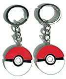 Pokemon Ball Keychains (2 count)
