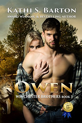 Owen: Winchester Brothers—Erotic Paranormal Wolf Shifter Romance
