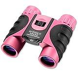 Barska AB12418 10x25 Waterproof Binocular, Pink