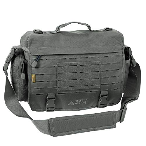 Direct Action Messenger Mk II Tactical Bag Urban Grey Mk II