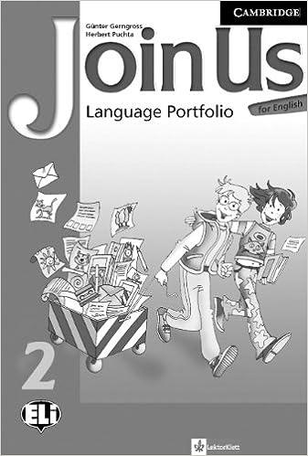 Vapaa uusi julkaisu Join Us for English 2 Portfolio Polish edition (Join In) PDF DJVU FB2