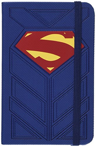 Superman Ruled Pocket Journal (Insights Journals) [Wallace, Daniel] (Tapa Dura)