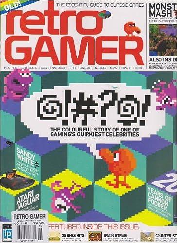 Retro Gamer Magazine Number 119: Amazon com: Books