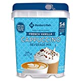 Member's Mark Vanilla Cappuccino Mix, 3 Pound