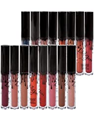 Froomer 16 Colors Waterproof Long Lasting Matte Liquid...