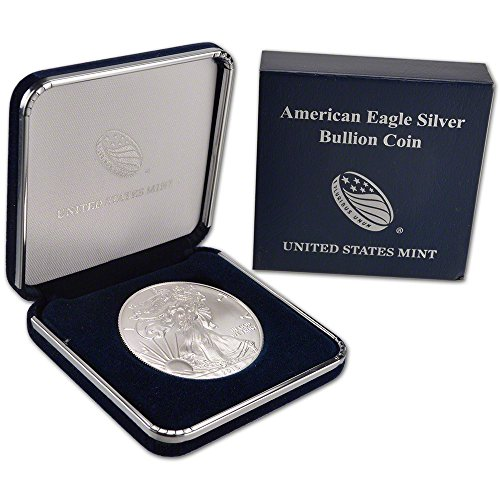 2016 American Silver Eagle (1 oz) US Mint Giftbox $1 Brilliant Uncirculated US Mint