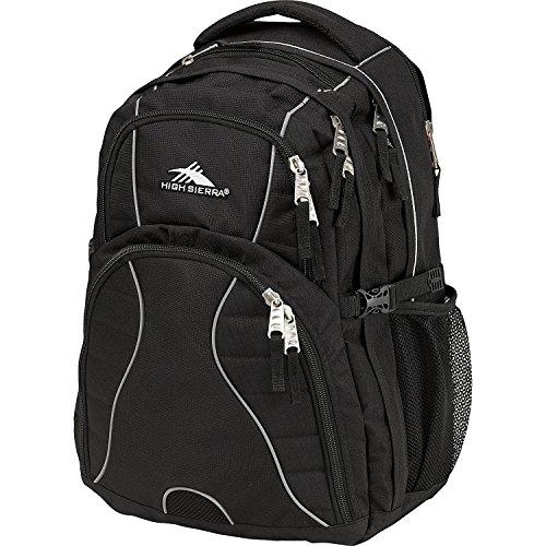 High Sierra Swerve Pack Black product image