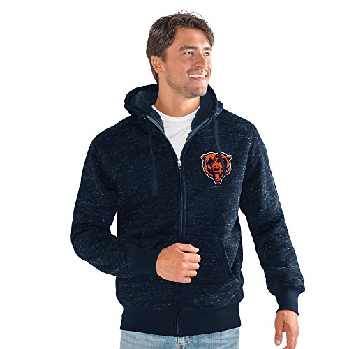 G-III Sports NFL Chicago Bears Discovery Transitional Jacket