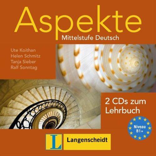 Aspekte: Cds Zum Lehrbuch 1 (2) (German Edition)