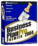 Business Plan Pro 2004 Premier