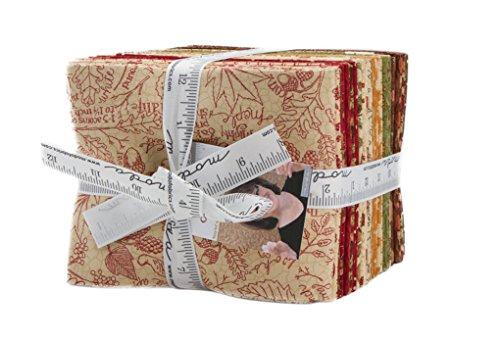 Oak Grove Lane 30 Fat Quarter Bundle by Kathy Schmitz for Moda Fabrics 7000AB by Moda Fabrics