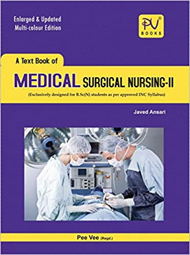 Medical Surgical Book Pdf