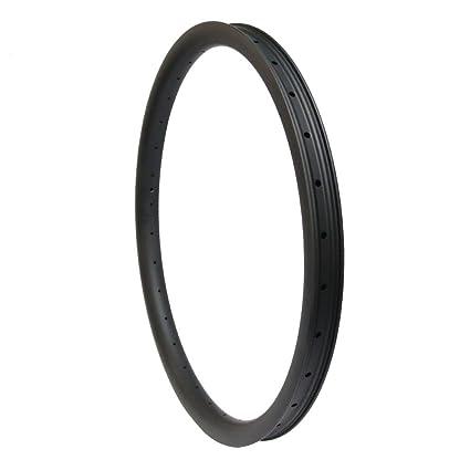 0786464f6d4 Hulk-sports MTB Bicycle Rim Carbon Fiber Hookless Downhill 650B 32mm Depth  40mm Width 28