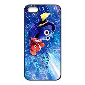 Steve-Brady Phone case Finding Nemo Protective Case For Apple Iphone 5 5S Cases Pattern-6 by runtopwell