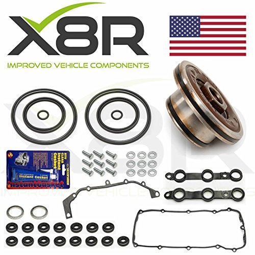 BMW 5 SERIES E39 / E60 / E61 DOUBLE TWIN DUAL VANOS SEALS REPAIR SET KIT X8R0067-X8R0028 ()