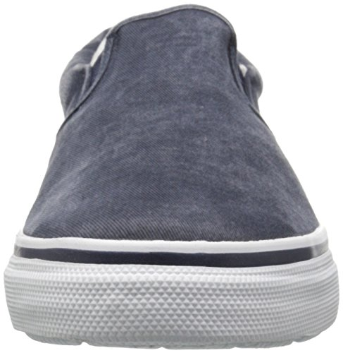 Sperry Striper Slip On Navy - Zapatillas Hombre Azul - azul (Navy)