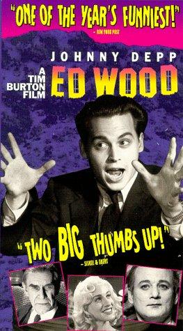 Ed Wood [VHS]