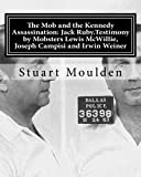 The Mob and the Kennedy Assassination: Jack Ruby.Testimony by Mobsters Lewis McWillie, Joseph Campisi and Irwin Weiner