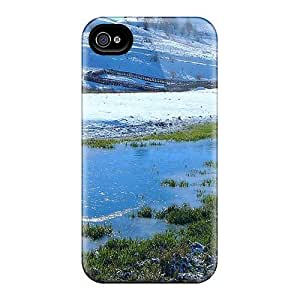 Iphone 4/4s Hard Case With Awesome Look - WnHYV7319PdcEx