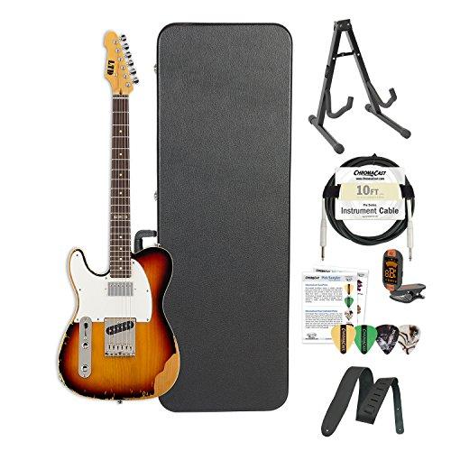 ESP LTE2023TBLH-Kit02 RW 3TB Left Handed Electric Guitar