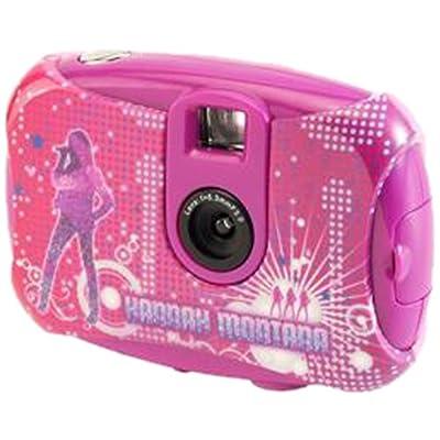 LEXIBOOK - DJ045HM - Appareil Photo Enfant - Hannah Montana