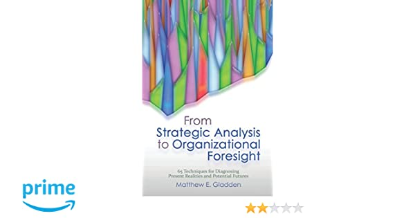 strategic analysis techniques