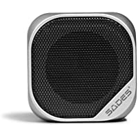 Bluetooth Speaker, SADES Q3 Portable Wireless Bluetooth Speaker, Wireless Speaker with Built-in Mic for iPhone, iPad, Smart Phone, Laptops and More
