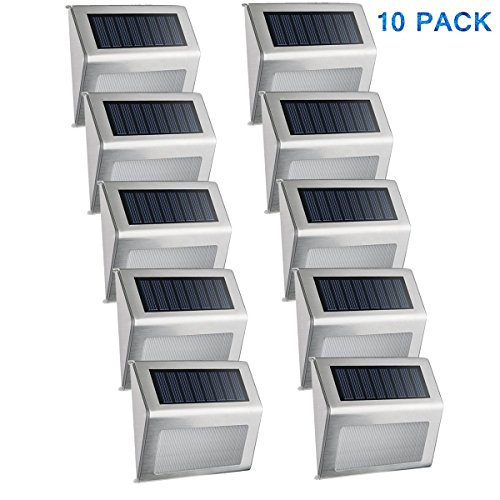 Outdoor Led Deck Lights 10 Pack - 1