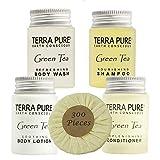 Terra Pure Hotel Size Toiletries Set | 1-Shoppe