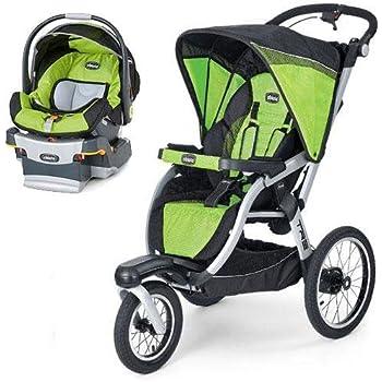 Chicco - TRE Jogging Stroller Keyfit 30 Travel System - Surge
