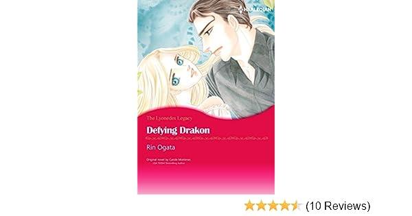 Amazon Defying Drakon Harlequin Comics The Lyonedes Legacy