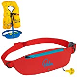 Palm 2016 Glide Waist Belt 100N Personal Floatation Device 11731 Red