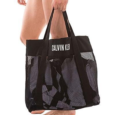 Calvin Klein Mesh Beach Bag