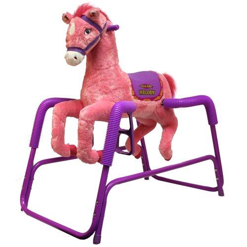 Rockin' Rider Melody Plush Spring Horse by Rockin' Rider