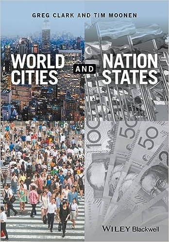 Gratis e-bøger til download World Cities and Nation States PDF DJVU 1119216427