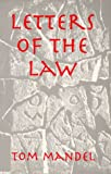 Letters of the Law, Tom Mandel, 1557131643