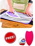 Ironing Protective Insulation Cloth, GET IRON PAD FREE by Infinity
