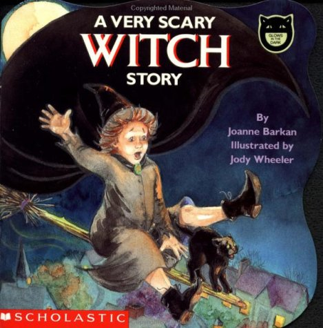 A Very Scary Witch Story (Cartwheel) (Very Scary Halloween)