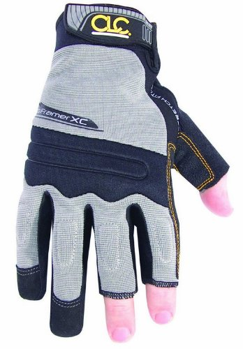 CLC Custom Leathercraft 140L Pro Framer Glove, Large ()
