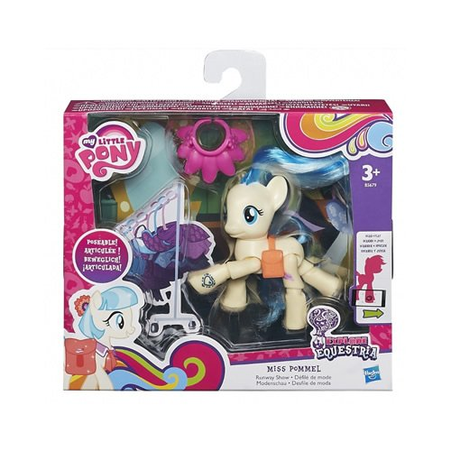 Hasbro France - B3598Eu40 - My Little Pony Articule - Modèle Aléatoire
